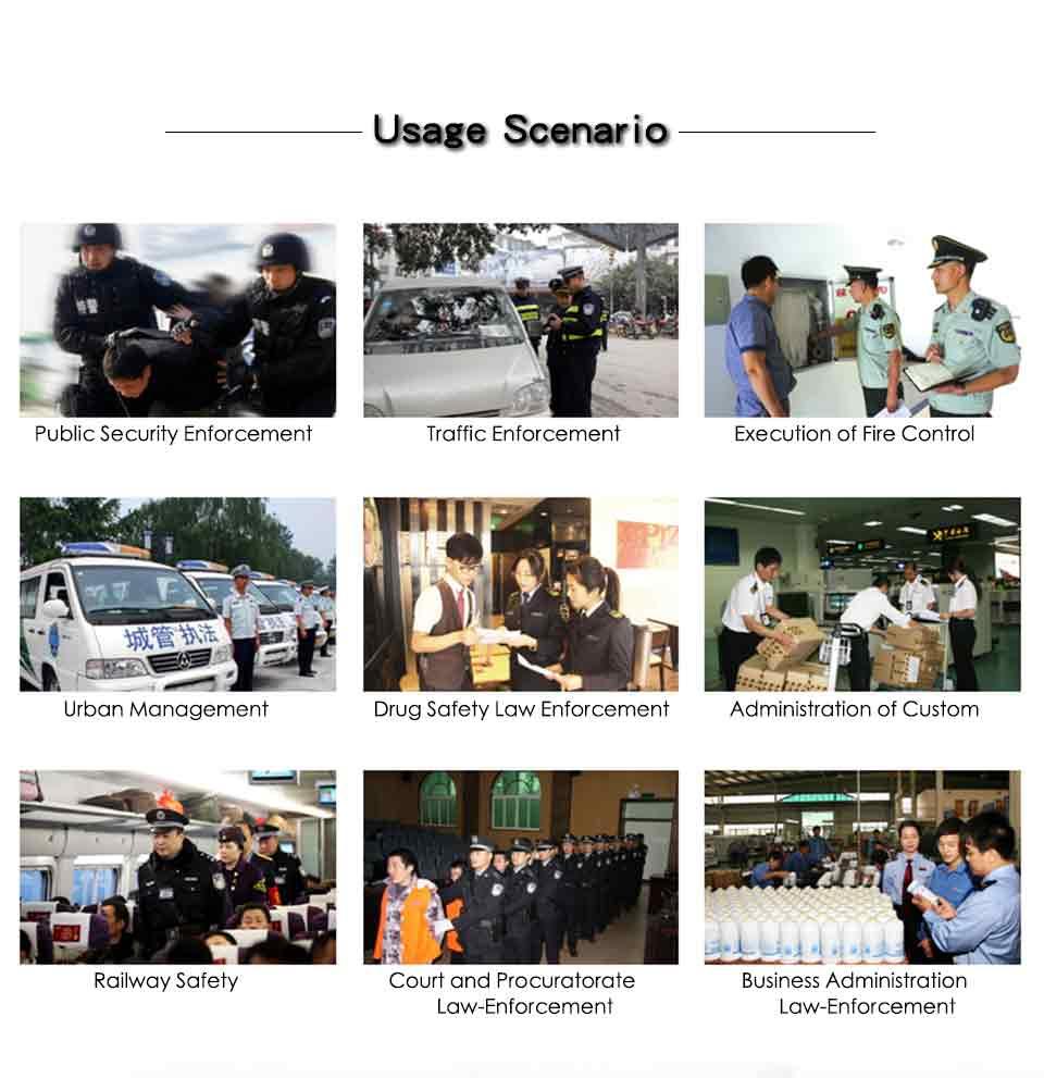 I825 Police Camera
