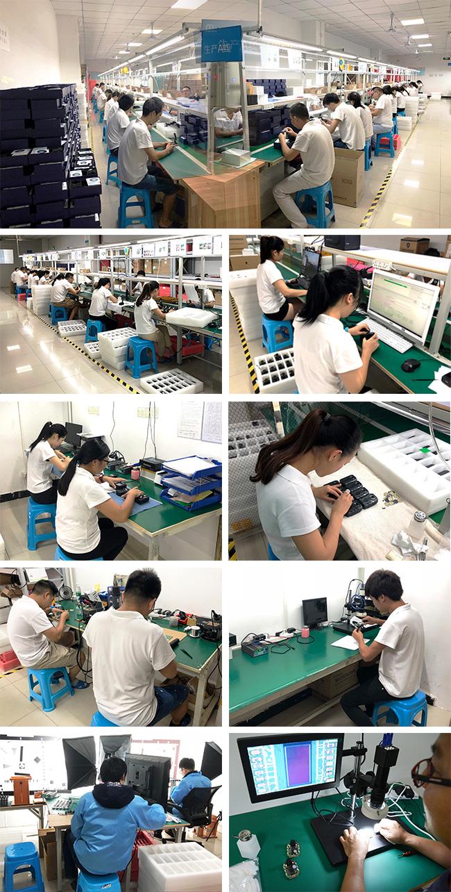 Shenzhen CammPro Technology Co,.Ltd Factory Display