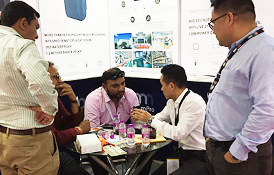 Secutech India 2019  Bombay Exhibition Center