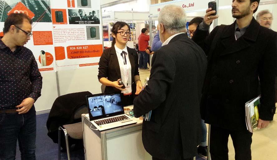 2016年,茂城科技正式扩大规模搬迁到宝安航空路30号,同年,茂城科技先后参加了香港电子展,俄罗斯军警展,以及北京安博会。小款长放电款执法仪I825,以及市场上第一款安霸4G&WiFi执法记录仪正式引入市场。